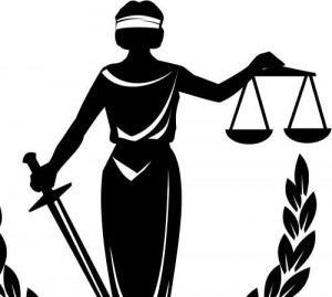 Lady Justice for Work Compensation Claims